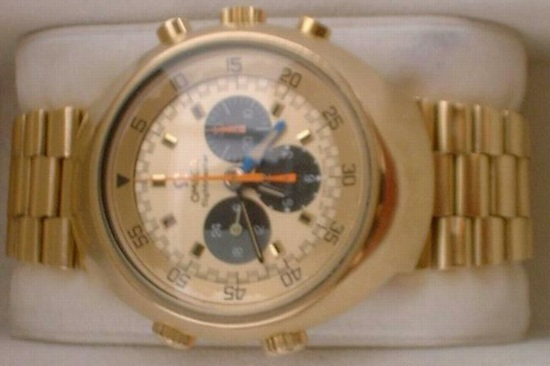 Goldfinger's Flightmaster? Could be!