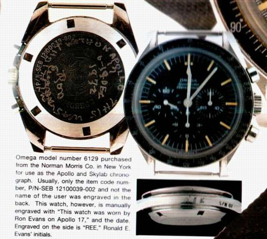 Ron E. Evan's Speedmaster (540 x 483)