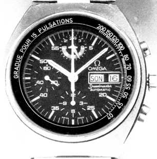 Omega c.1045 with Pulseometer