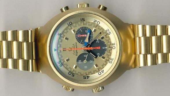 Gold Flightmaster recently listed on eBay.de