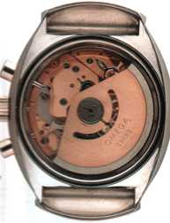 Omega c.1040 Movement
