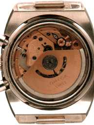 Omega c.1041 Movement