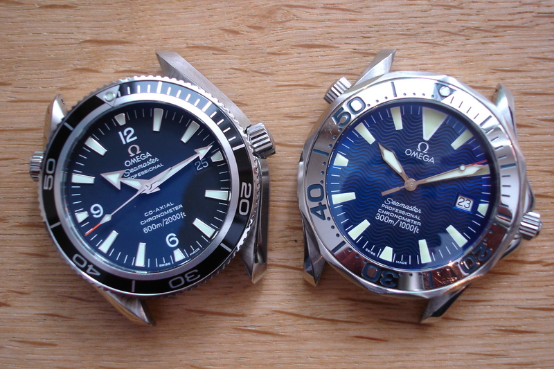 timezone omega a review of the planet ocean and seamaster