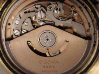 c.1040 Omega Movement (Lemania c.1341 base)