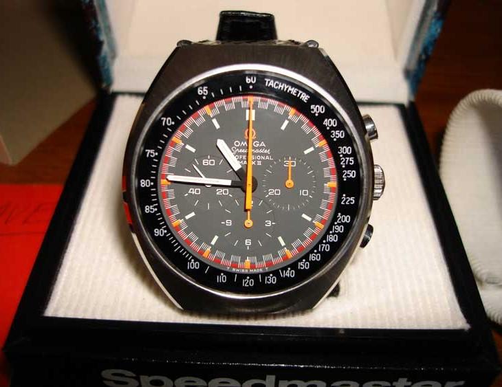 Omega Vintage Speedmaster Professional Mark Ii