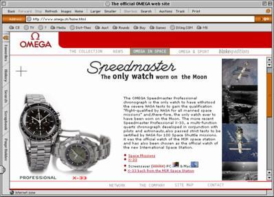 Omega's Site...